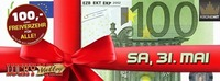 100,- Euro für Alle & Kronehit Party