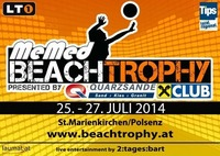 MeMed BeachTrophy presented by Quarzsande  Raiffeisen Club