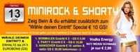 Minirock & Shorty@Fledermaus Graz