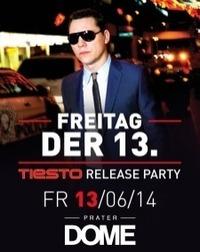 Freitag der 13 Meets Tiesto Release Party@Praterdome