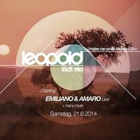 Leopold lädt ein  Make/ Me Smile Charity Edition@Café Leopold