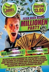 Euro Millionen Party   @Gabriel Entertainment Center