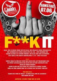F...K - it@Gabriel Entertainment Center