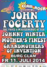 Clam Rock Festival 2014@Clam Live