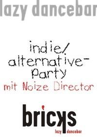 Die rote Meile - Indie-Alternative-Party@Bricks - lazy dancebar