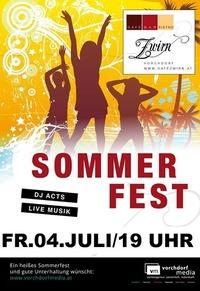 Sommer-Fest  2014