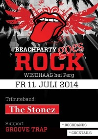 Beachparty goes Rock 2014@Ortsmitte