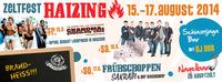 Zeltfest Haizing 2014