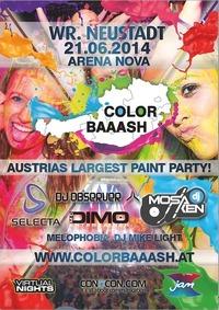 Color Baaash
