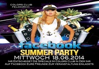 Facebook Summer Party@Monsters Clubs