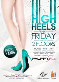High Heels goes Ibiza