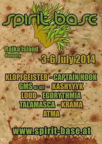 Spirit Base@Rajka Island