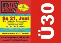Ü30-Party@Bienenkorb Schärding