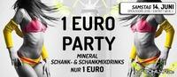 1 Euro Party@Brooklyn