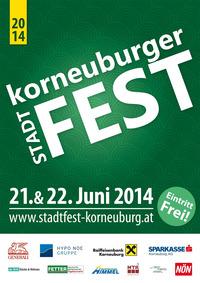 Stadtfest Korneuburg 2014@Hauptplatz