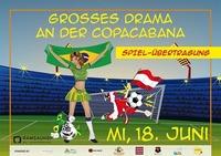 Grosses Drama an der Copacabana