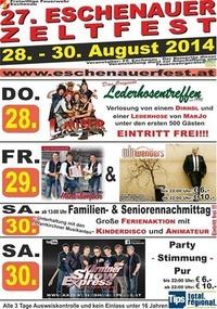 Eschenauerfest 2014