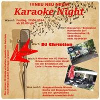 Karaokeparty mit DJ Christian@Endstation Haltestelle 1er