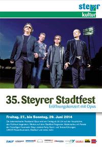 35. Steyrer Stadtfest@Zentrum