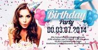 Birthday Party & Boogie Woogie Night@A-Danceclub