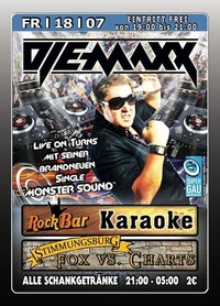 DJ E-Maxx Live@Excalibur
