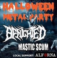 Halloween Metal Party@Komma