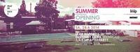 Pratersauna Summer Opening  Day  Night@Pratersauna