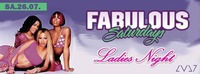 Fabulous Saturdays - Ladies Night - Lvl7@LVL7