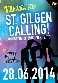 St. Gilgen Calling@12er Alm Bar