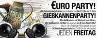 Euro & Giekannen Party@Bollwerk