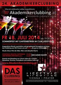 24. Akademikerclubbing