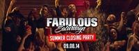Fabulous Saturdays - Summer Closing Party@LVL7