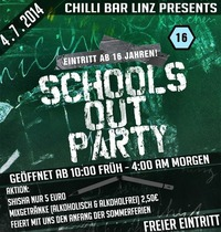 Schools Out Party@Chilli Bar