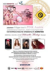 Filippo ioco's Pink Austria@World Bodypainting Festival
