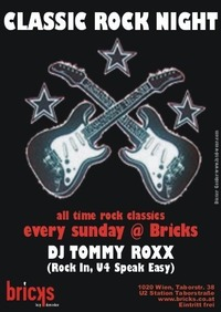 Classic Rock Night@Bricks - lazy dancebar