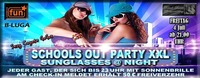 Scools Out Sunglasses Party
