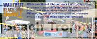 Wallersee Beach Trophy 2014 - Beachvolleyballturnier@Strandbad