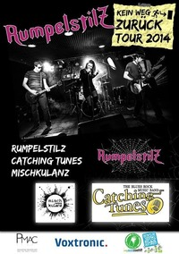 Kein Weg Zurück Tour 2014@Cafeti Club