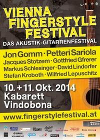 Vienna Fingerstyle Festival 2014