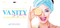 Vanity - Summer Edition 2014 - Fruits & Champagne@Babenberger Passage