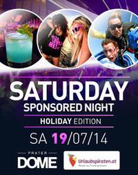 Saturday Sponsored Night@Praterdome