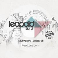 Leopold lädt ein: Soulin Vienna Release Party@Café Leopold