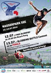 Schöller Blobbing Battle@Wasserpark See