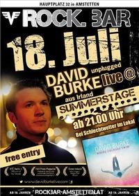 David Burke live