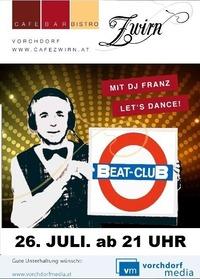 Beat Club mit DJ Franz