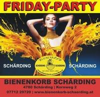 Friday-Party@Bienenkorb Schärding
