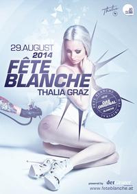 Fête Blanche Graz 2014@Thalia