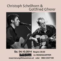 Christoph Schellhorn & Gottfried Gfrerer