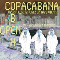 Copacabana @Oben Ohne über den Dächern Wiens