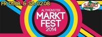Stau - Marktfest Almnster 2014